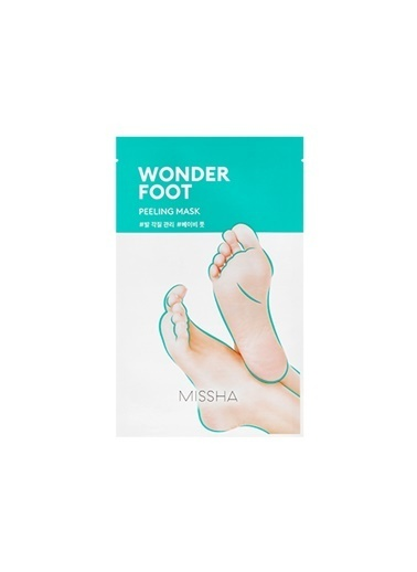 Missha Wonder Foot Peeling Mask Renksiz